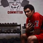 Committed. Shaun Diebel Is Featured On The Grind As One Of The Regions Most Punishing Running Backs