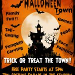 C-House Halloween-Trick Or Treat The Town