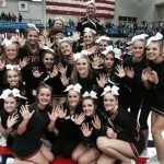 Cheer Dawgs Advance To State Competition!