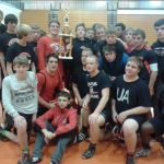 Wrestling Takes Second at Longhorn Duals