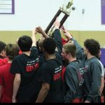 Hiram New Year's Duals Champs!