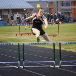 Girls Track Wins Creekview Invitational