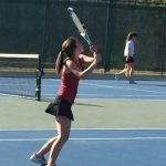 The Lady Tennis Dawgs Rallied To Win 4/5 Of Their Last Matches. This Week They Beat Dawson 5-0!