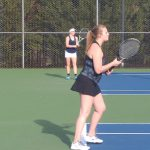 Girls Tennis Defeats Sprayberry