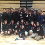 Wrestling Places 3rd