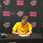 Basketball Signing