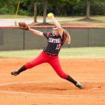 Softball Defeats South