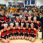 Competition Cheer To State