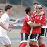 Boys Secure Playoff Spot