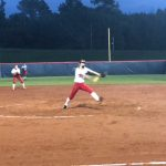 Softball Wins Region Opener