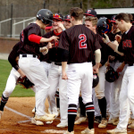 Baseball Sweeps South