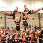 Middle School Cheer Tryout Clinic