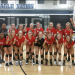 Volleyball Wins Tournament