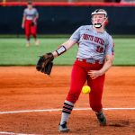 Softball Takes First Two Region Games