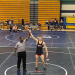 Krippner Wins 100th Match