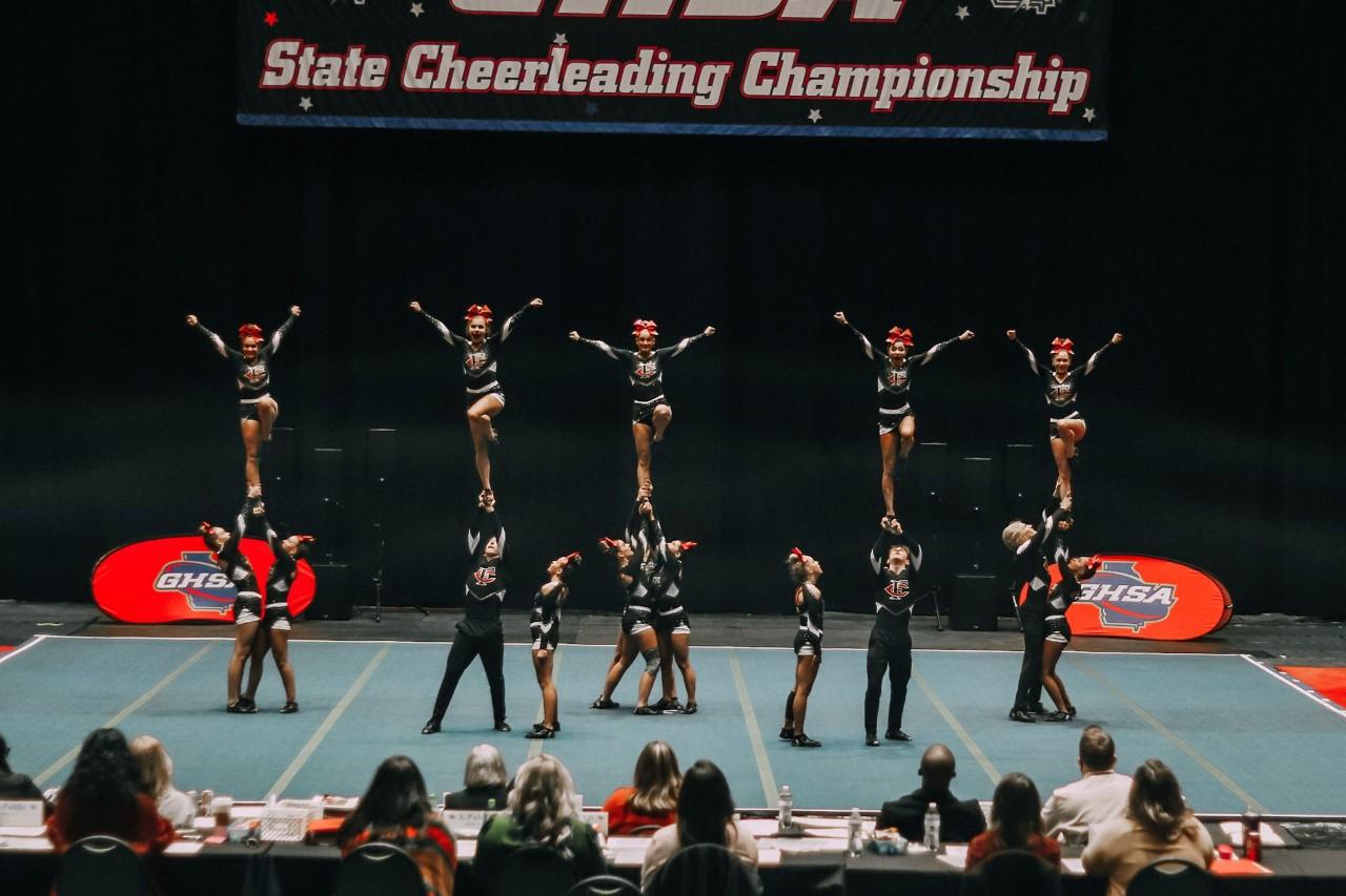 Cheer State Championship