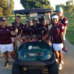 Scripps Ranch High School Girls Varsity Golf beat Mira Mesa High School 219-333