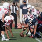 JV Football falls to Palm Springs in close game