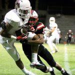 Varsity Football defeats Palm Springs High 27-22
