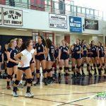Varsity Volleyball defeats Escondido 25-13 25-14 25-22