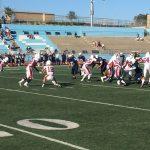 JV Football loses close game at University City