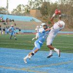 Varsity Football defeats University City 35-19