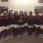 Golf wins City Conference Championship