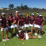 Three Lady Falcons advance to final eight in City Conference match play