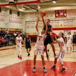 Varsity & JV Boys Basketball fall to Sante Fe Christian