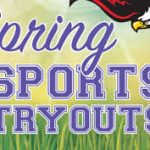 Spring Sports Tryouts Dates and Times