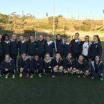 Varsity Girls Soccer beat West Hills