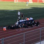 JV Girls Soccer tie Point Loma 1-1