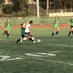 Varsity Girls Soccer beat Coronado 1-0