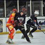 Hockey falls to Cathedral