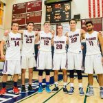 Varsity Boys Basketball Senior Night vs. La Jolla