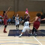 Varsity Girls Basketball beat UC and take Western League Title