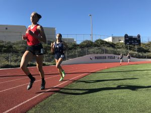 Track & Field vs. La Jolla/Mission Bay