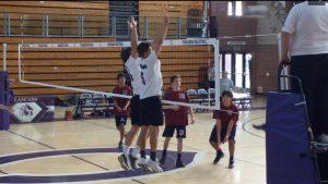 JV Boys Volleyball @ Carlsbad