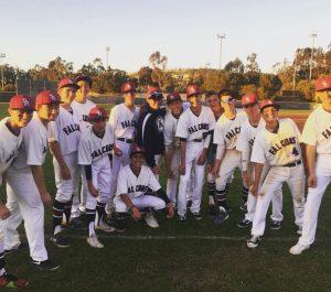 JV Baseball vs. Chapparal