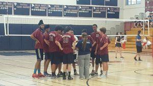 JV Boys Volleyball vs. Canyon Crest