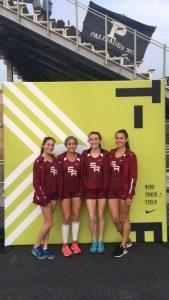 Track & Field Redondo Beach Invitational