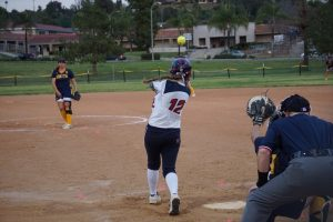 Varsity Softball vs. Bonita Vista