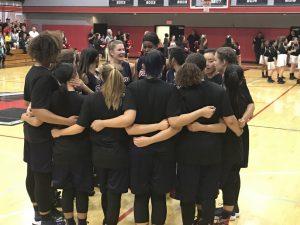 Girls Basketball vs. Village Christian – CIF State Playoffs 2016-17