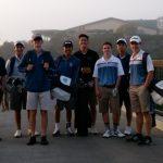 Varsity Golf beat SDA @ Encinitas Ranch GC