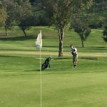 Varsity Boys Golf beat Patrick Henry