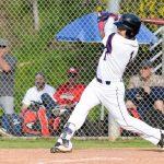 Varsity Baseball beat Mt Carmel 8-4