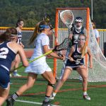 Girls Varsity Lacrosse defeat Canyon Crest