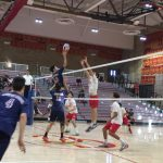 Varsity Boys Volleyball fall to Cathedral