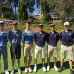 Varsity Boys Golf fall to Cathedral