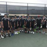 Varsity Boys Tennis beat St. Augustine